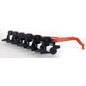Case -  - Plow, 6 bottom semi-mounted - 1/32