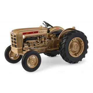 Ford 881 Gold Demonstrator - 2018 NFTM Collector Tractor - 1/16
