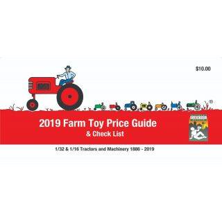 2019 Farm Toy Price Guide