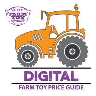 Digital Farm Toy Price Guide
