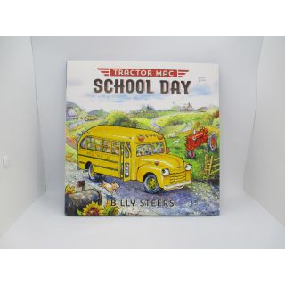Kids Book - Tractor Mac School Day