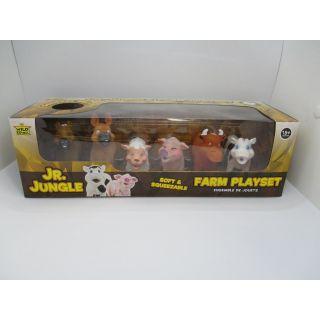 Farm Animal Playset