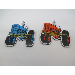 National Farm Toy Museum Tractor Magnet