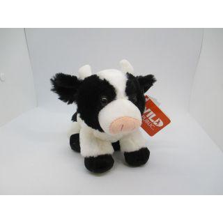 Stuffed Animal - Hug'ems Mini Cow