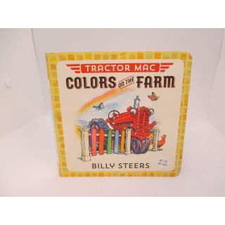 Kids Book - Tractor Mac Colors of the Farm