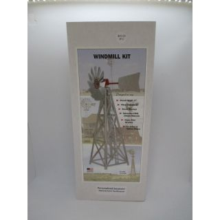 National Farm Toy Museum Windmill Kit
