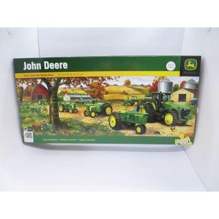 """Puzzle - Legacy of John Deere """"Panoramic"""""""