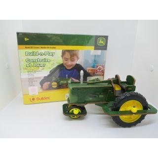 Buildex Build-n-Play Model 60 John Deere Tractor Building Kit