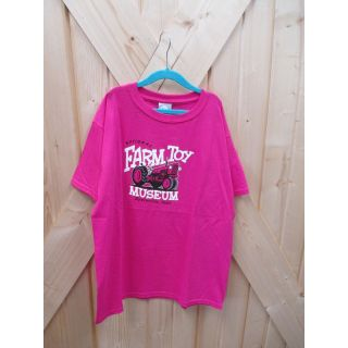 Youth Large Pink NFTM T-shirt