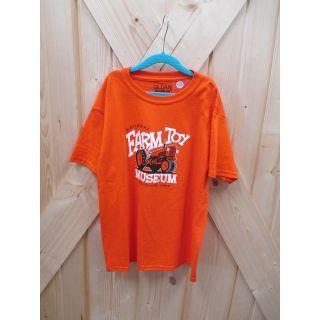 Youth Large Orange NFTM T-shirt
