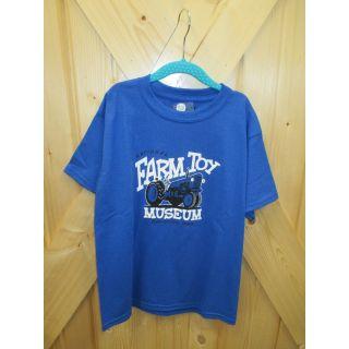Youth Medium Blue NFTM T-shirt
