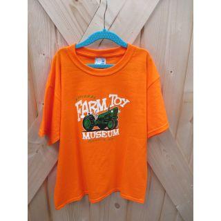 Youth Medium Orange NFTM T-shirt