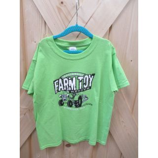 Youth Large Lime NFTM T-shirt
