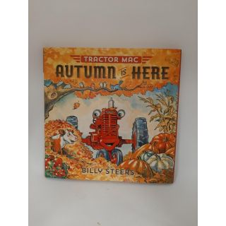 Kids Book - Tractor Mac: Autumn is Here