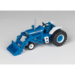 Ford 8000 with loader - 2019 Summer Farm Toy Show - 1/64