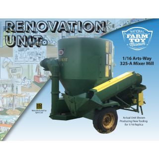 Arts-Way Mixer Mill - 2021 Renovation Unit - 1/16