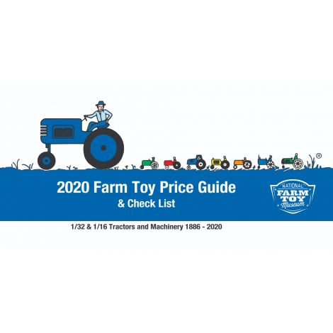 2020 Farm Toy Price Guide