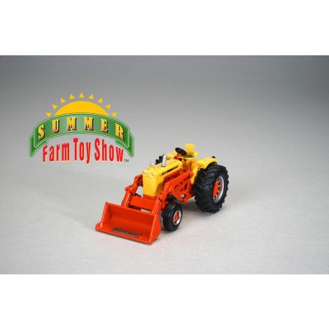 Case 930 with Loader - 2021 Summer Farm Toy Show - 1/64