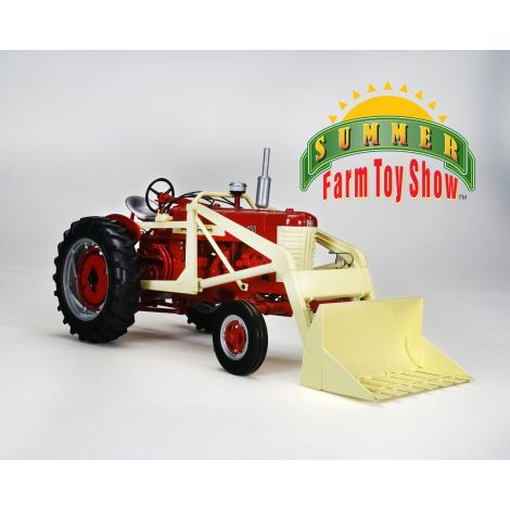 Farmall 450 with Loader - 2021 Summer Farm Toy Show - 1/16