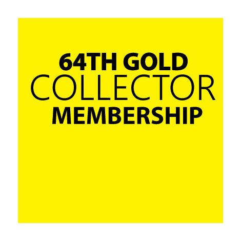 Gold 64th Collector