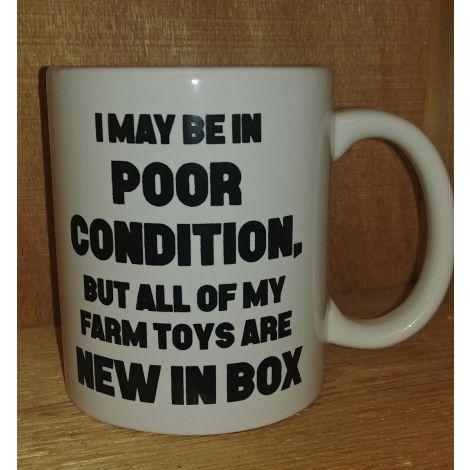 Toy Collector Mug