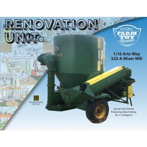 Arts-Way Mixer Mill - 2021 Renovation Unit - 1/16