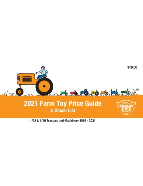 2021 Farm Toy Price Guide