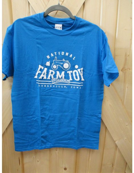 National Farm Toy Museum t-shirt