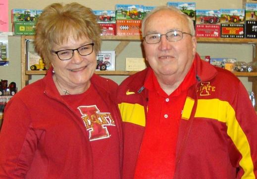 Al and Cathy Van Kley