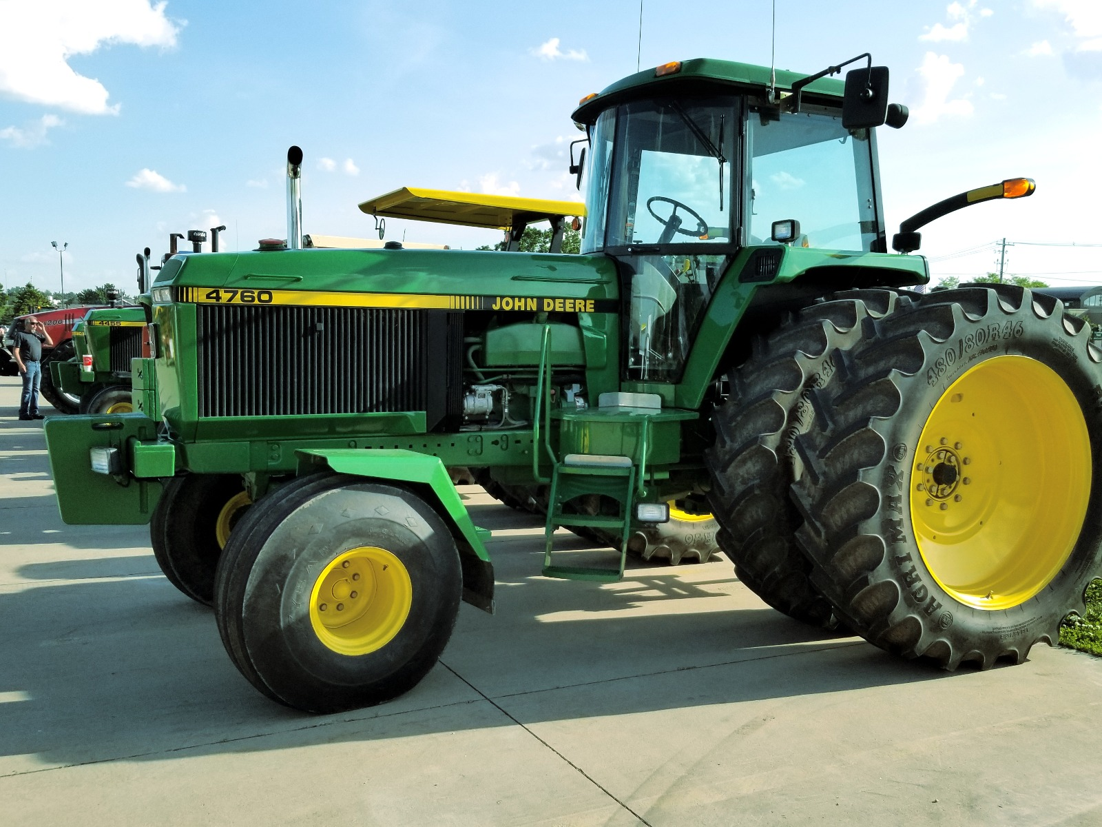 JD Tractor