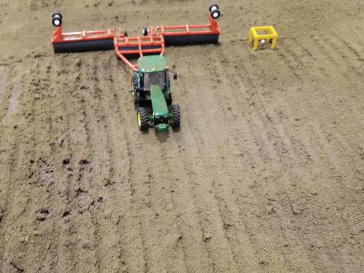 Field Work Display